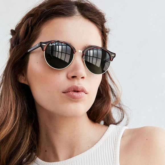 Ray-Ban Accessories - SALE⚡️ Ray-ban Tortoise Club round Classic